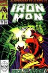 Iron Man #259 comic books for sale
