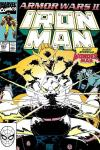 Iron Man #263 comic books for sale