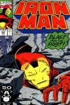 Iron Man #267 comic books for sale