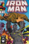 Iron Man #268 comic books for sale