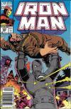 Iron Man #268 comic books for sale