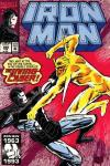 Iron Man #289 comic books for sale