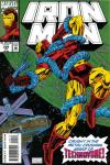 Iron Man #294 comic books for sale
