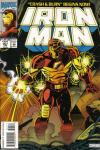 Iron Man #301 comic books for sale