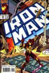 Iron Man #303 comic books for sale