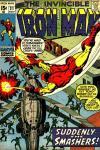 Iron Man #31 comic books for sale