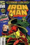 Iron Man #311 comic books for sale