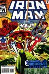 Iron Man #316 comic books for sale