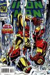 Iron Man #318 comic books for sale