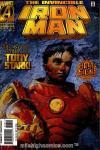 Iron Man #326 comic books for sale