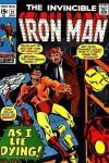 Iron Man #37 comic books for sale