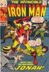 Iron Man #38 comic books for sale