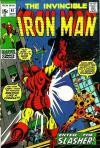 Iron Man #41 comic books for sale