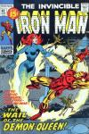 Iron Man #42 comic books for sale