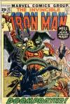Iron Man #43 comic books for sale