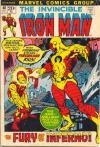 Iron Man #48 comic books for sale