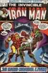 Iron Man #60 comic books for sale