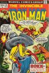 Iron Man #64 comic books for sale
