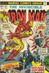 Iron Man #65 comic books for sale