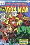 Iron Man #68 comic books for sale
