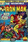 Iron Man #72 comic books for sale