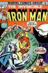 Iron Man #75 comic books for sale