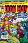Iron Man #77 comic books for sale