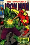 Iron Man #9 Comic Books - Covers, Scans, Photos  in Iron Man Comic Books - Covers, Scans, Gallery