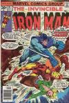 Iron Man #91 comic books for sale