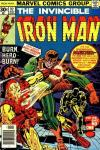 Iron Man #92 comic books for sale