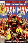 Iron Man #96 comic books for sale