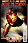 Iron Man: Extremis Director's Cut Comic Books. Iron Man: Extremis Director's Cut Comics.