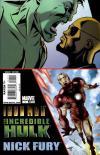 Iron Man/Hulk/Fury Comic Books. Iron Man/Hulk/Fury Comics.