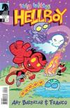 Itty Bitty Hellboy #2 comic books for sale