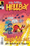 Itty Bitty Hellboy #3 comic books for sale