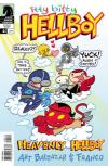 Itty Bitty Hellboy #4 comic books for sale