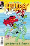 Itty Bitty Hellboy #5 comic books for sale