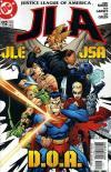 JLA #112 comic books for sale