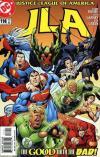 JLA #114 comic books for sale