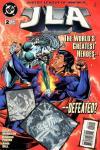 JLA #2 comic books for sale