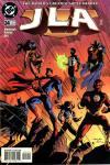 JLA #24 comic books for sale