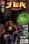 JLA #3 comic books for sale
