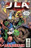 JLA #34 comic books for sale