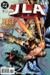 JLA #7 comic books for sale