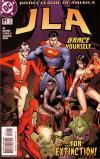 JLA #91 comic books for sale