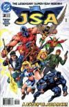 JSA #2 comic books for sale