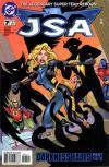 JSA #7 comic books for sale