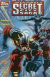 Jack Kirby's Secret City Saga Comic Books. Jack Kirby's Secret City Saga Comics.