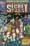 Jack Kirby's Secret City Saga #2 comic books for sale