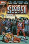 Jack Kirby's Secret City Saga #4 comic books for sale